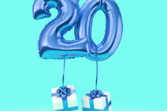 Celebrating 20 years of DfL